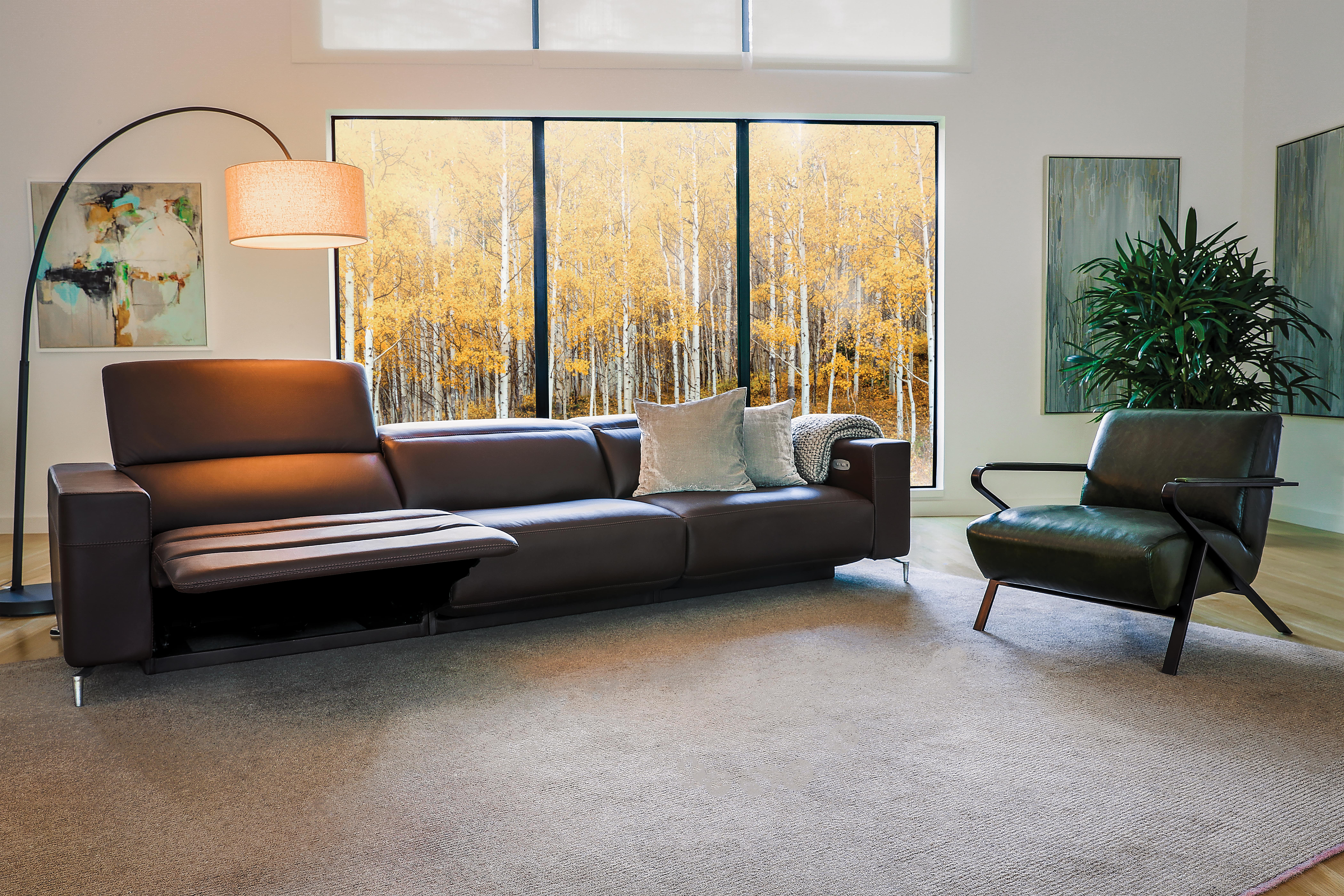 Circle Furniture - Power Reclining Sofas: Are They Right for You?