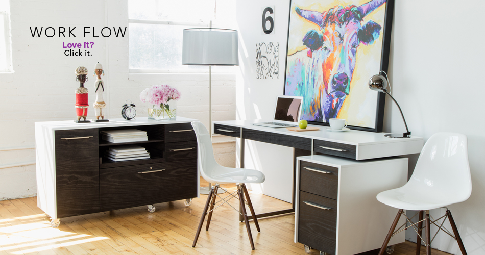 BDi Format Desk Circle Furniture