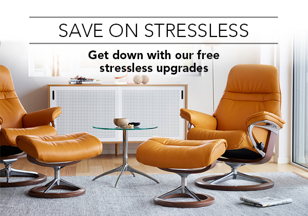 Stressless Leather Upgrade