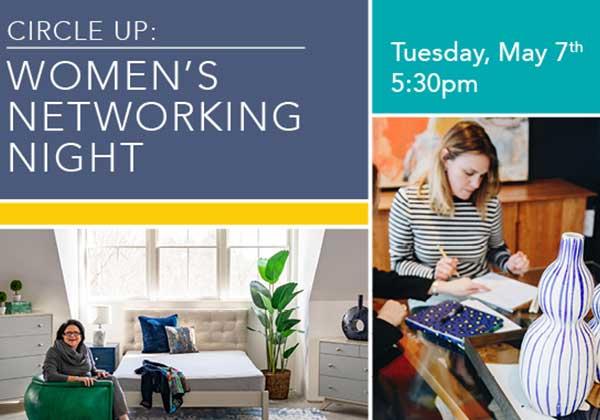 Circle Up Women S Networking Night