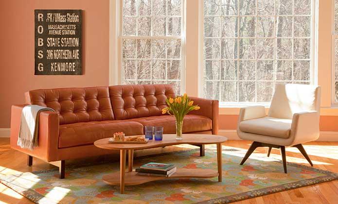 Living Room Furniture Massachusetts, Circle Furniture Cambridge Ma