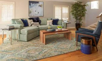 Shop this room: Living - Milford and Quinton