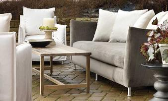 Shop this room: Outdoor - Oldeander Outdoor Sofa